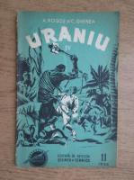 Anticariat: A. Rogoz, C. Ghenea - Uraniu (nr. 11, volumul 4)