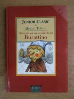 Anticariat: Alexei Tolstoi - Cheita de aur sau aventurile lui Burattino