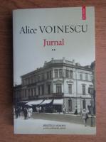 Anticariat: Alice Voinescu - Jurnal (volumul 2)