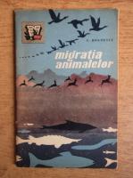 Anticariat: C. Bogoescu - Migratia animalelor
