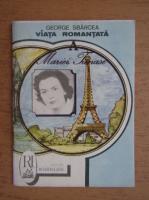 Anticariat: George Sbarcea - Viata romantata a Mariei Tanase