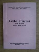 Anticariat: Marcel Saras, Mihai Stefanescu - Limba franceza. Curs practic (volumul 2, 1976)