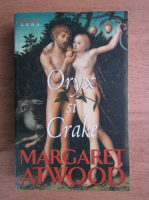 Anticariat: Margaret Atwood - Oryx si Crake
