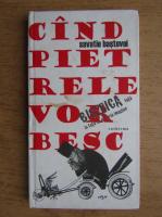 Anticariat: Savatie Bastovoi - Cand pietrele vorbesc