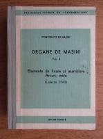 Anticariat: Constructii de masini. Organe de masini (volumul 2)