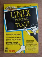 John R. Levine - Unix pentru toti