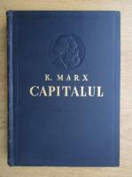 Karl Marx - Capitalul (volumul 2, cartea a II-a)