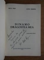 Anticariat: Nelu Pop - Dinamo dragostea mea (cu autograful autorului)