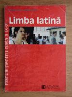 Anticariat: Stefana Pirvu, Monica Duna - Limba latina. Manual pentru clasa a IX-a (1999)