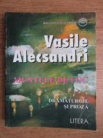 Anticariat: Vasile Alecsandri - Muntele de foc