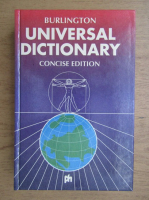 Anticariat: Burlington universal dictionary