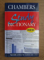 Anticariat: Chambers study dictionary