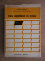 Anticariat: Constantin C. Giurescu, Igor Ivanov, Nicolae Mihaileanu - Istoria invatamantului din Romania