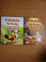 Fabulele lui Esop. Povesti mereu nemuritoare (2 volume)