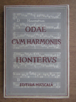 Anticariat: Gernot Nussbacher - Odae cum harmoniis (Honterus) 1548