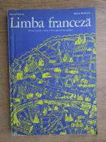 Marcel Saras - Limba franceza. Manual pentru clasa a VI-a (1980)