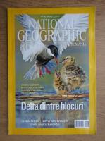 Revista National Geographic. Delta dintre blocuri. Nr. 109, mai 2012