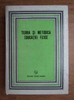Anticariat: Teoria si metodica educatiei fizice