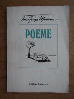 Toma George Maiorescu - Poeme