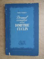 Anticariat: Vasile Tomescu - Drumul creator al lui Dimitrie Cuclin