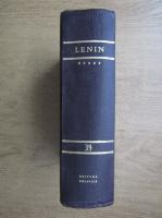 Vladimir Ilici Lenin - Opere (volumul 39)