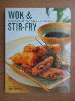 Wok and stir-fry