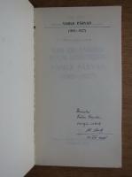 Al. Zub - Les dilemmes d'un historien. Vasile Parvan (cu autograful autorului)