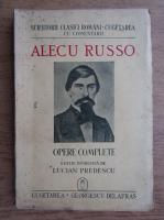 Alecu Russo - Opere complete (1942)