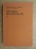 Anticariat: Constantin C. Giurescu - Istoria romanilor (volumul 1)