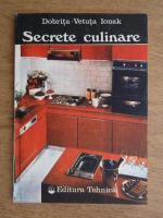 Dobrita Vetuta Ionak - Secrete culinare