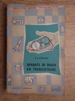 George D. Oprescu - Aparate de radio cu tranzistoare