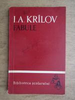 Anticariat: I. A. Krilov - Fabule