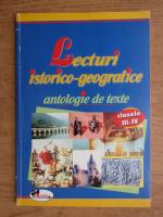 Lecturi istorico-geografice