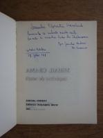 Mihail Crama - Imparatia de seara (editie bilingva, cu autograful autorului)