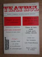 Anticariat: Revista Teatrul, nr. 1, ianuarie 1984