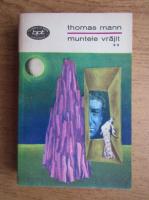 Anticariat: Thomas Mann - Muntele vrajit (volumul 2)