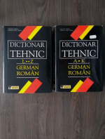 Anticariat: Wilhelm Theiss, Maria Liliana Theiss - Dictionar Tehnic German-Roman (2 volume)