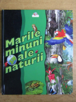 Anticariat: David Burnie - Marile minuni ale naturii