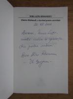 Anticariat: Dora Alina Romanescu - Elmira Mahmudi, o lacrima pentru eternitate (cu autograful autoarei)