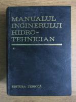 Anticariat: Dumitru Dumitrescu - Manualul inginerului hidro-tehnician (volumul 1, 1969)