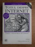 Anticariat: Ed Krol - Totul despre internet. Ghidul utilizatorului si Catalog