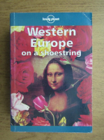 Anticariat: Geert Cole - Western Europe on a shoestring
