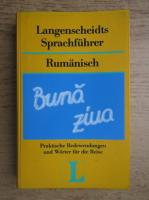 Langenscheidts Sprachfuhrer Rumanisch