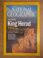 Revista National Geographic, decembrie 2008