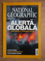 Revista National Geographic, septembrie 2004
