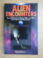 Anticariat: Rupert Matthews - Alien encounters
