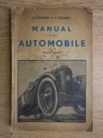C. N. Zegheru - Manual de automobile (1940)