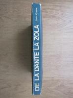 Anticariat: Doru Cosma - De la Dante la Zola