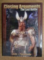 Anticariat: Frederic G. Levin - Closing Arguments, the last battle