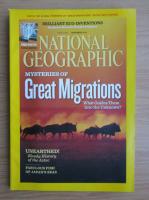 Anticariat: Revista National Geographic, noiembrie 2010